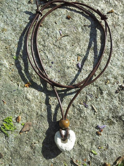Double Strand Long Necklace With Natural Witches Amulet Cairn Double Hag Stone Necklace For Women Pendant Also called adder stones, which stones, serpent's eggs, glain neidr in wales, milpreve in cornwall, gloine nan druidh (druids' glass in scottish gaelic). ambulatoriobartoleschi it