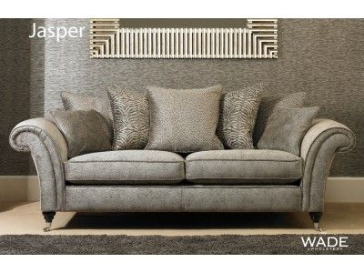 Sofa Covers Wade Jasper Large Sofa with a scatter back as seen Living Room Ideas Pinterest Large sofa Bed mattress and Living room ideas