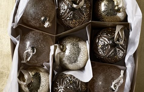What's a Christmas tree without its baubles?