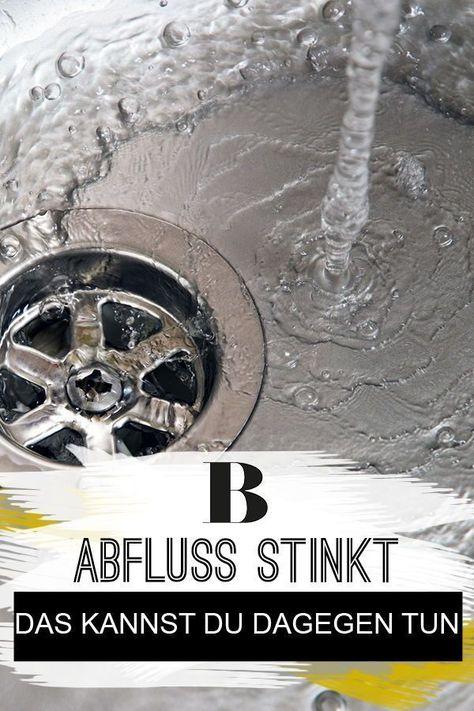Abfluss stinkt – das kannst du dagegen tun | Abfluss ...