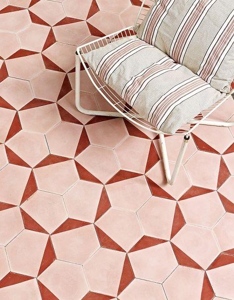 cathrinabroderick:Marrakech Design Casa tiles
