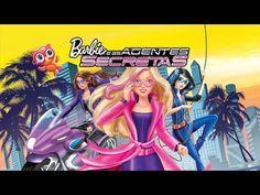 Barbie E As Agentes Secretas Filme Completo Barbie Filmes Br