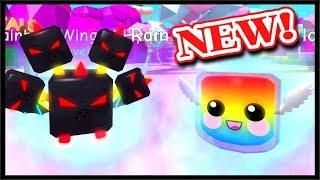 How To Add Morph Buttons To Roblox Game Hydra Update Rainbow Marshmallow Rainbow Winged Hydra Legendary Bubble Gum Simulator Roblox Roblox Bubble Gum Bubbles