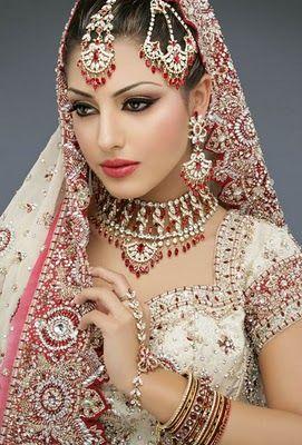 Vestido de novia hindu 2017
