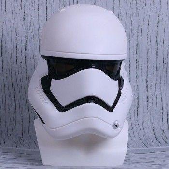 Cosplay Star Wars Helmet The Force Awakens Stormtrooper Helmet Handmade Black