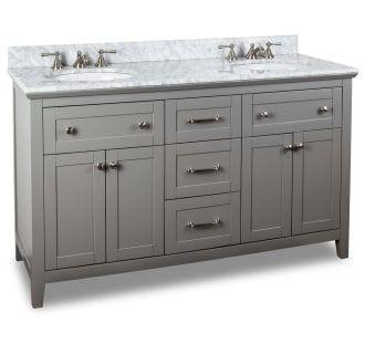 Jeffrey Alexander Van102d 60 T Vanity Cabinet 60 Inch Vanity