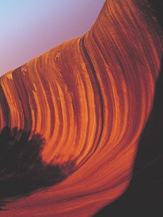 Wave rock hyden western australia at night week 1 third place wave rock near hyden australia publicscrutiny Images