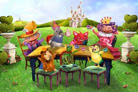Image Result For Wonder Pets Wonder Pets Adventures In Wonderland Just Jared