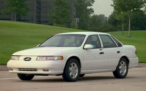 Taurus Sho My First Car Was A 95 Sable So The Sho Was My Hero