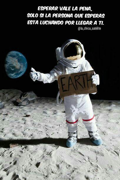 Frases Astronauta Amor Universo Fondos De Universo