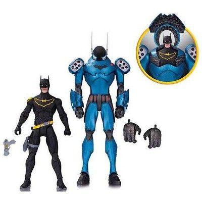 Gotham Batman Diamond Select serie 3 Figura De Acción Bruce Wayne