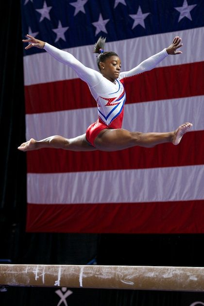 Aug. 17, 2013 - Senior Women Day 2 | Simone Biles