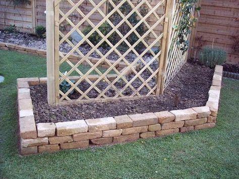 gartenbeet steine anlegen – flashzoom, Best garten ideen | Garden ...
