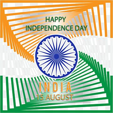 India Independence Day With Geometric Flag Indian Tricolor Illustration Png And Vector With Transparent Background For Free Download Independence Day Happy Independence Day India Happy Independence Day Indian
