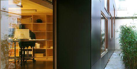 Atelier d'architecture à La Part-Dieu, Lyon, Rhône, France
