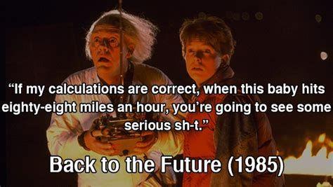 Backtothefuturequotesmovie Movie Quotes Funny 80s Movie Quotes Best Movie Quotes