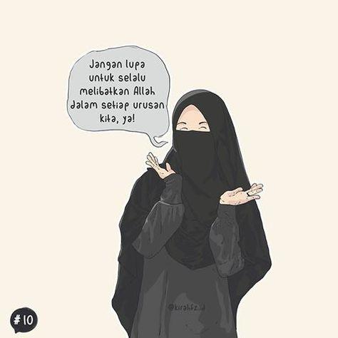 Unduh 4500  Gambar Animasi Muslimah Modern HD Free Downloads