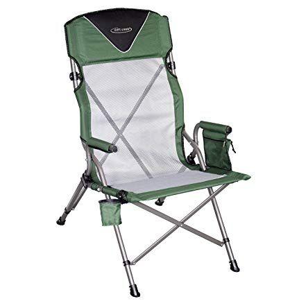 Drift Creek High Back Ergo Chair Review Folding Chair Green