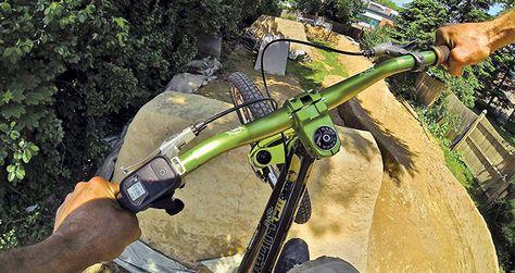 GoPro Bike Action