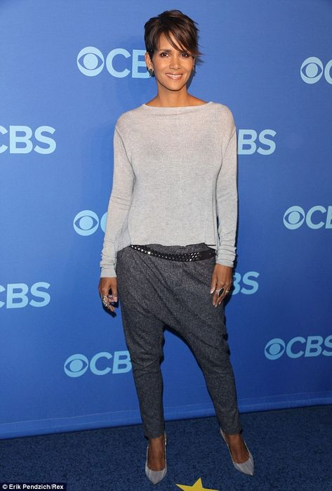 Harem Pant - Drop Crotch Trousers Halle Berry - Another!