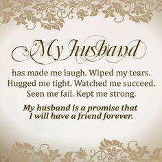 Wedding anniversary for husbands