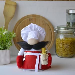 Gifts For Chef Christmas 2021 Chef Gnome Kitchen Gnome Baker Mother S Day Gift Cook Chef Etsy In 2021 Gifts For Cooks Mother S Day Gifts Gnomes