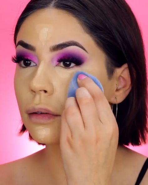 Stunning Eye Makeup Tutorial!