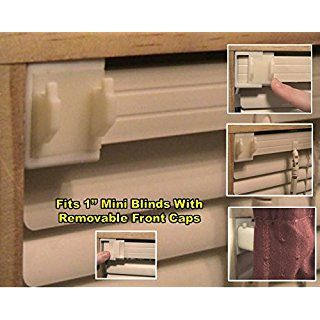 Slide On Curtain Brackets 5 Sets 10 Brackets Curtains With