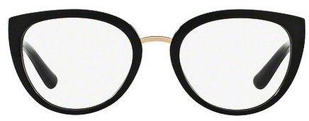 Oculos De Grau Preto Gatinho Dolce Gabbana Original Com Imagens