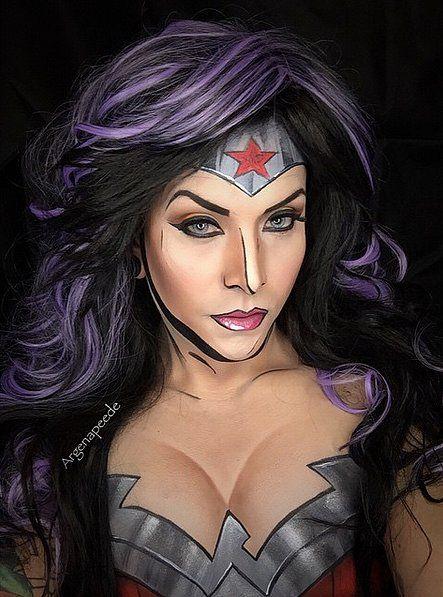 Best 25+ Halloween makeup artist ideas on Pinterest | Makeup art ...
