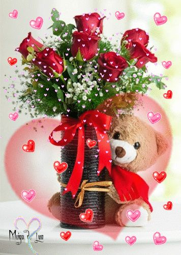 Teddy Day | Happy Teddy Day Images | Teddy Day GIFs Download | Valentines Day – STYLEATEAZE.COM