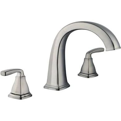 Pegasus 1000 Series 1 Handle Tub And Shower Faucet In Brushed Nickel F1325701bn At The Home Depot 199 Shower Faucets Faucet Shower Tub