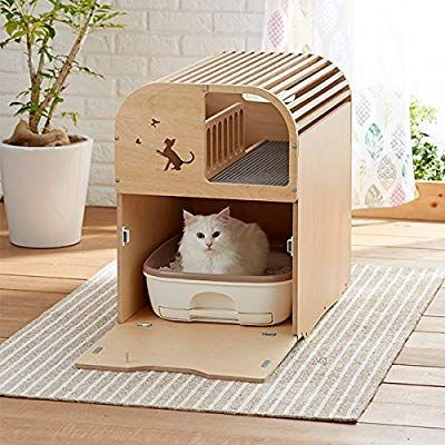 Amazon ポートトイレカバー Peppy ペピイ トイレ本体 通販 Cat Room Pet Furniture Cat House