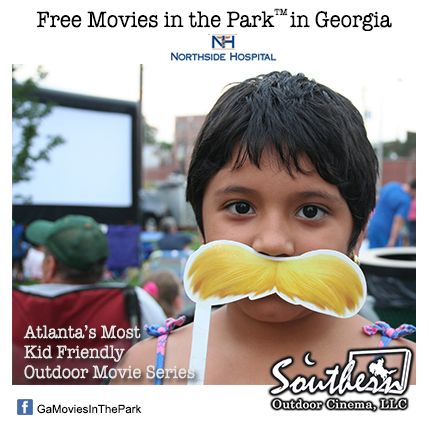 Atlanta's most family friendly outdoor movie series returns to North Georgia in 2013.  Free movie events in Canton, Cumming, Alpharetta / Johns Creek, Woodstock and Dawsonville.