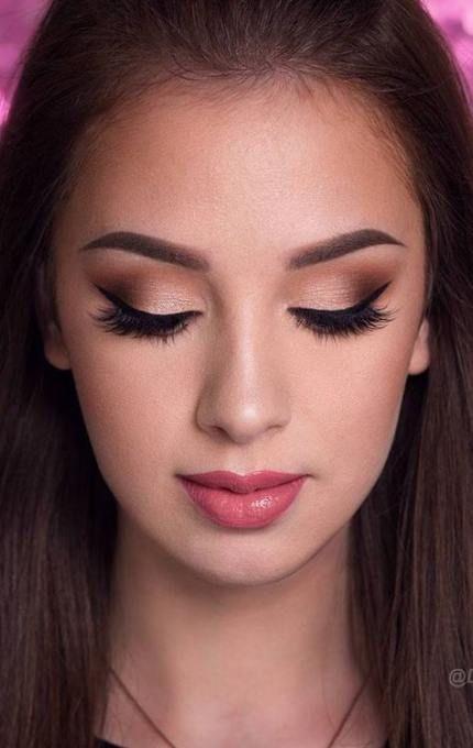 Makeup simple everyday beauty tips 49+ Trendy Ideas #beauty