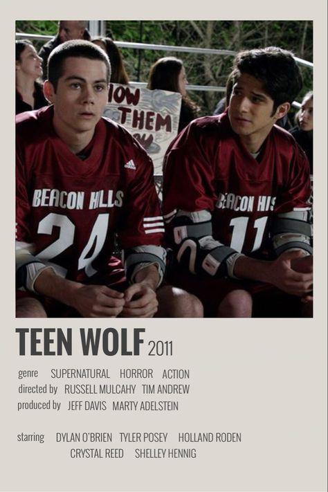 Teen Wolf by Megan