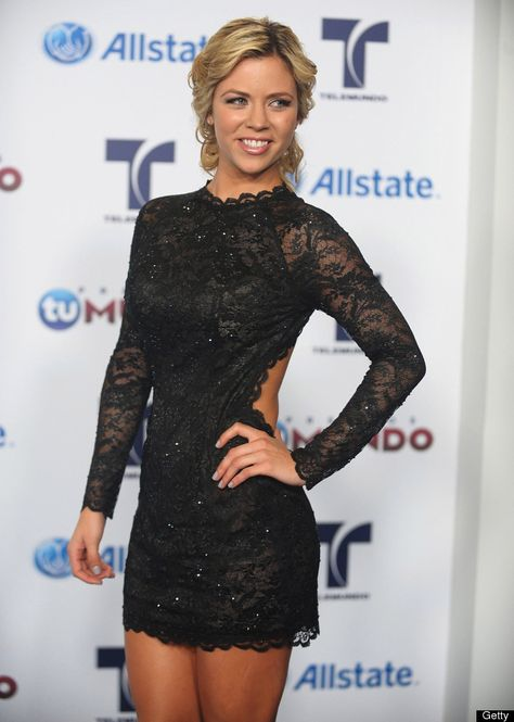 She gained reality fame on Telemundo's Protagonistas de Novela.