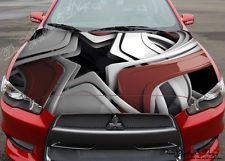 Kjpg CUSTON CAR DESING Pinterest Cars - Custom vinyl decals for car hoodsowl full color graphics adhesive vinyl sticker fit any car hood