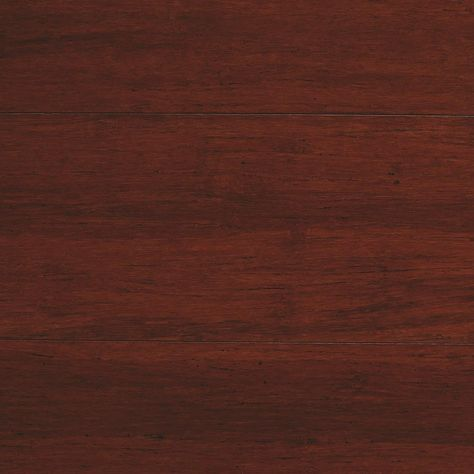 Home Decorators Collection Strand Woven Mahogany 3 8 In T X 5 1 8 In W X 72 In L Engineered Click Bamboo Flooring Hd13006a Hardwood Floors Flooring Home Decor Fabric
