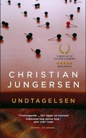 Fa Undtagelsen Af Christian Jungersen Som Fysisk Bog Pa Dansk 9788702256543 Litteratur Boger Dansk