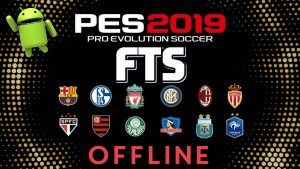 FTS 19 Mod PES 2019 Offline Android Game Download | jabbarkhan98064