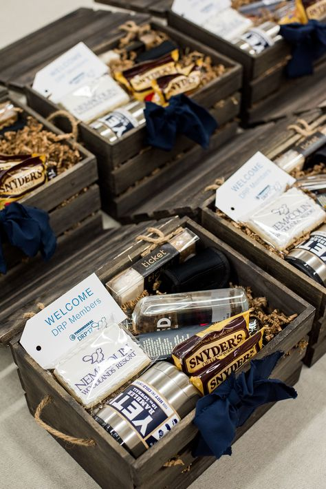 Masculine Corporate Curated Gift Crates. Marigold & Grey creates artisan gifts your company will not forget. Image: Lissa Ryan Photography