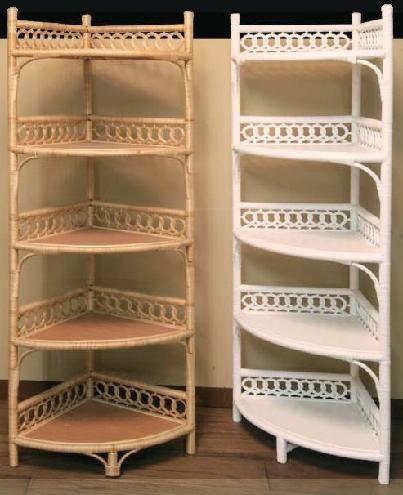Wicker Corner Shelves Wicker Shelf Wicker Bedroom Wicker Headboard