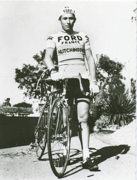 Vélo Jacques ANQUETIL 1966.