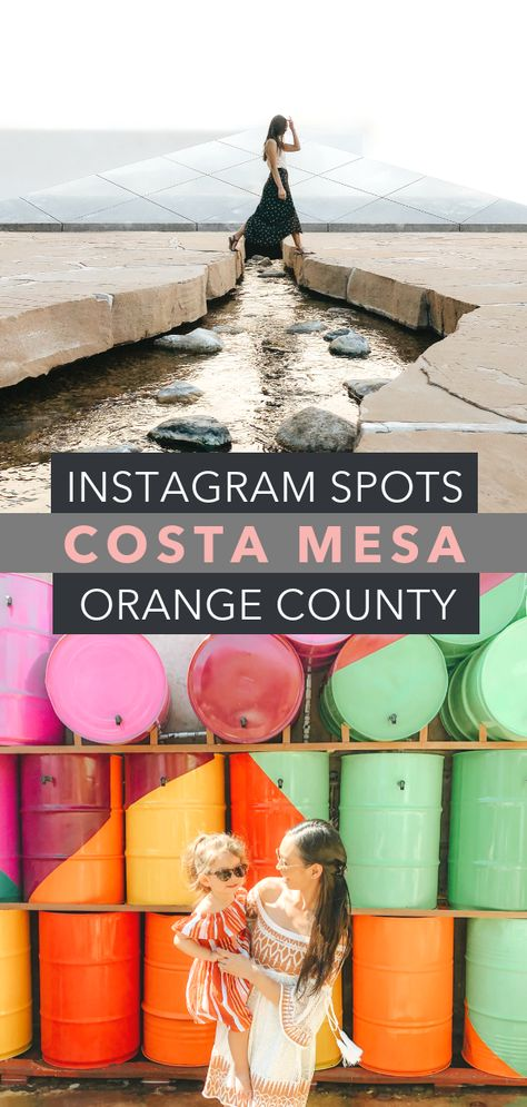 Costa Mesa | Orange County Instagram Spots | OC SoCal Must See