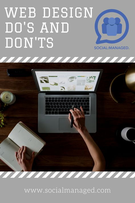 Web Design Do S And Don Ts In 2020 Website Company Design