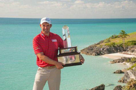 Congratulations to Padraig Harrington, crowned the winner of The 2012 PGA Grand Slam of Golf.