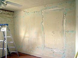 How To Clean Drywall Dust Cleaning Dust Sheet Rock Walls Cleaning
