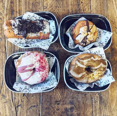 Temple Coffee Leeds Fresh Donuts Daily Delicious Coffee