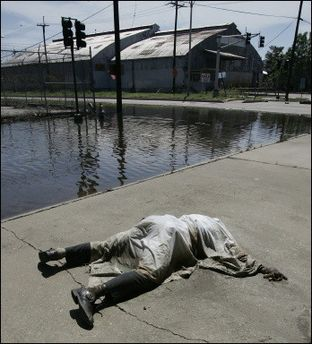 list of synonyms and antonyms of the word hurricane katrina dead body